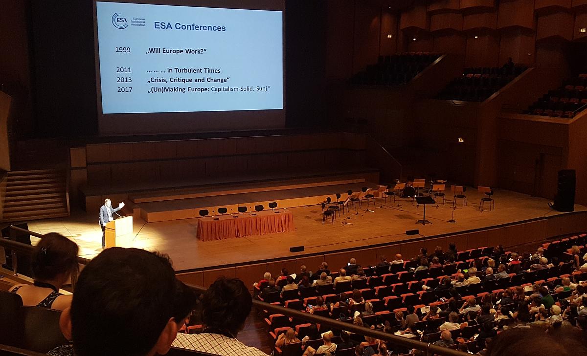 Конференции — лето и осень